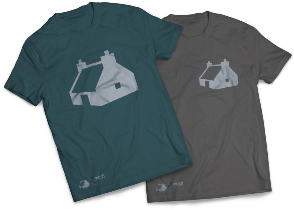 Two Urbancroft T-Shirts.
